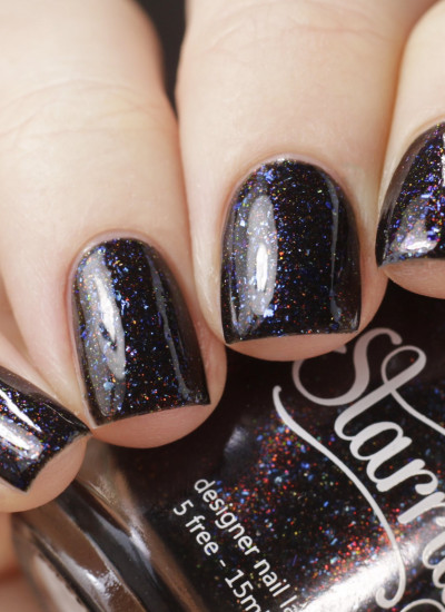 Starrily Foil Nailpolish- Cosmic Voyage by Kelli Marissa