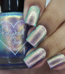 Polished For Days - Sweater Weather Collection - Snowdrop Nailpolish