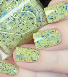 Polished For Days Polish - Sweet Tooth Collection - Daffodil