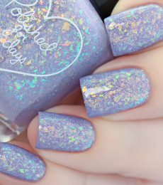 Polished For Days Polish - Sweet Tooth Collection - Hydrangea