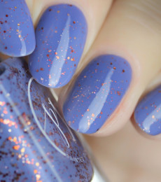 Painted Polish - Match Made in Denim Collection - Blue Jean Baby