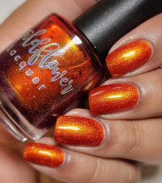 Wildflower Lacquer - For The Birds Collection - Heaven Sent