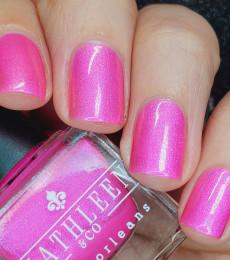 Kathleen& Co Polish - 2021 Summer Shimmers - Barbie Pink Drink