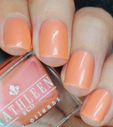 Kathleen& Co Polish - 2021 Summer Shimmers - Mango Flamango