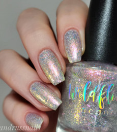 Wildflower Lacquer - Up a Creek Vol. 4&5 Collections- I'm Sorry I'm Not A Condom