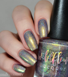 Wildflower Lacquer - Up a Creek Vol. 4&5 Collections- Please Never Say Titillating