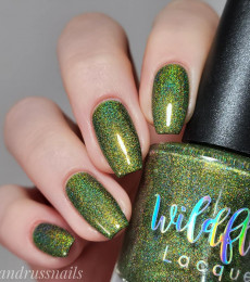 Wildflower Lacquer - Up a Creek Vol. 4&5 Collections- I Once Played a Nurse on MASH
