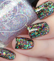 Polished For Days Polish - Wonderful World of Color Collection - Rainbow of Imagination