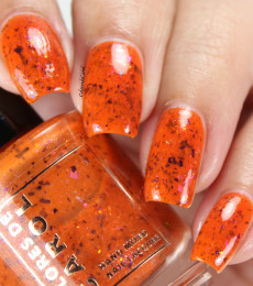 Colores de Carol Nailpolish Pumpkin To Talk About