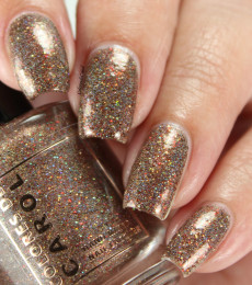 Colores de Carol Nailpolish Chocolate Drizzle