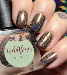 Wildflower Lacquer - Harley's Holos - Harley
