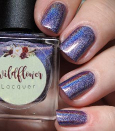 Wildflower Lacquer - Harley's Holos Collection - Happy Halloweenie