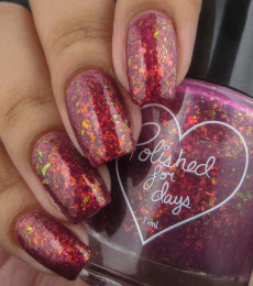 Polished For Days - Autumn Collection -Andromeda
