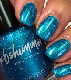 KBShimmer - Better Lake Than Never Nail Polish