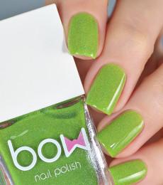 Bow Nailpolish - Flash Collection - Lime