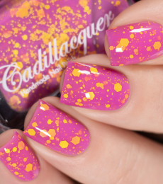 Cadillacquer - 2021 Summer Flowers Collection - Water Lily