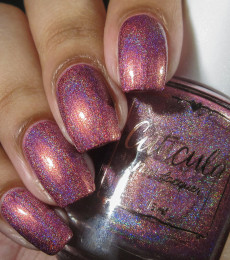 Cuticula Naillacquer - Channel The Flannel