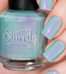 Starrily Shimmer Nailpolish Clockwork Roses