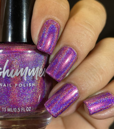 KBShimmer - RV There Yet ? Collection - Coast Through Life Nail Polish