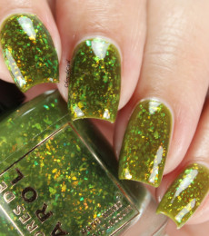 Colores de Carol Nailpolish Maple Pine Zest
