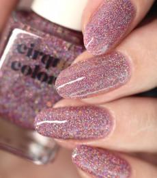 Cirque Colors - Facets 2021 Collection - Pink Diamond Nailpolish