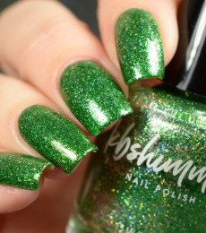 KBShimmer Nailpolish - Emerald