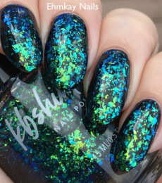 KBShimmer Flake Expectations Nail Polish