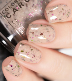 Colores de Carol Nailpolish -  Once Upon A Fall Collection - Flannels and S'mores