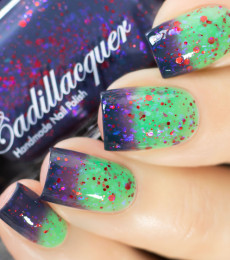 Cadillacquer 2020 Fall & Halloween Collection - You'll Float Too