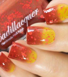 Cadillacquer 2020 Fall & Halloween Collection - Redrum