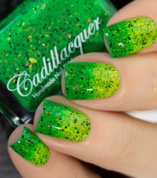 Cadillacquer- 2021 Winter Collection - Nothing Stays The Same