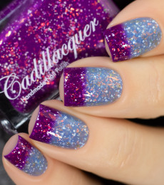 Cadillacquer- 2021 Winter Collection - You Were Like Coming Up For Fresh Air