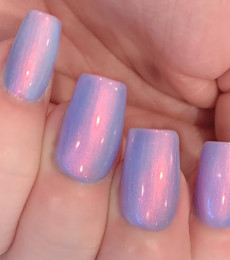 Polish Me Silly - Glow Pop Shimmer Collection - Mylar Glow