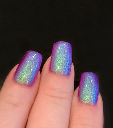 Polish Me Silly - Glow Pop Shimmer Collection - 1-2-3 Glow