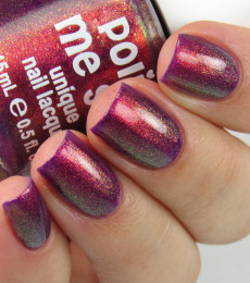 Polish Me Silly - Glow Pop Shimmer Collection - Cosmic Glow