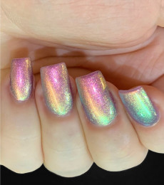 Polish Me Silly - Glow Pop Shimmer Collection - Prism Glow