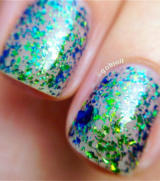 Polish Me Silly - Bestseller - Blue Lagoon