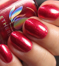 Ethereal Lacquer - Thorns and Roses Collection - Faerie Wine