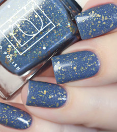 Painted Polish - Out of this World Collection - Cosmic Matte-r