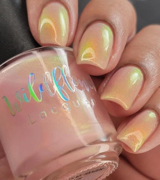 Wildflower Lacquer -  Stay Golden Collection - He Melts My Häagen-Dazs