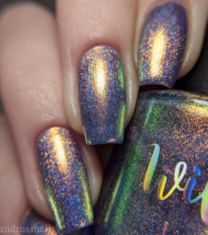 Wildflower Lacquer -  Customer Appreciation - Thankful
