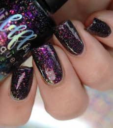 Wildflower Lacquer -  Chapter 33 Trio Collection - Walking in Starlight