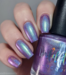 Wildflower Lacquer -  4th Indieversary Trio - Bloom from Within
