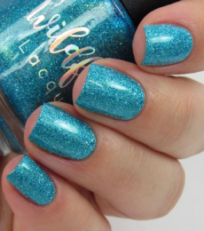 Wildflower Lacquer -  Inaugural Fashion Quad Collection- Intelligence