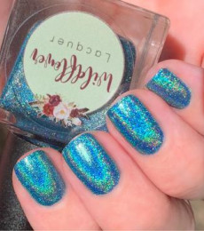 Wildflower Lacquer - Harley's Holos Collection - I'm a Hunter