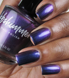 KBShimmer - Iridescent Exposure Nail Polish