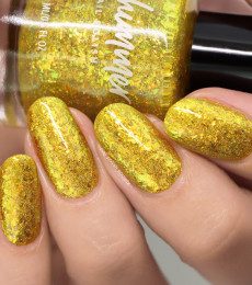 KBShimmer Endless Summer Flakie Collection Living My Zest Life