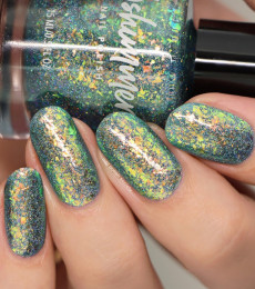 KBShimmer Endless Summer Flakie Collection Pretty Shore