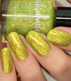 KBShimmer Endless Summer Flakie Collection Something to Taco