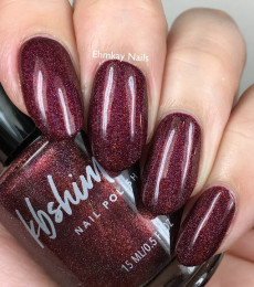 KBShimmer- The Love At Frost Sight Collection- Sip Back & Relax Nail Polish
